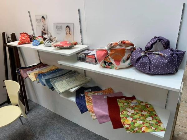 ファッションワールド東京出展の様子